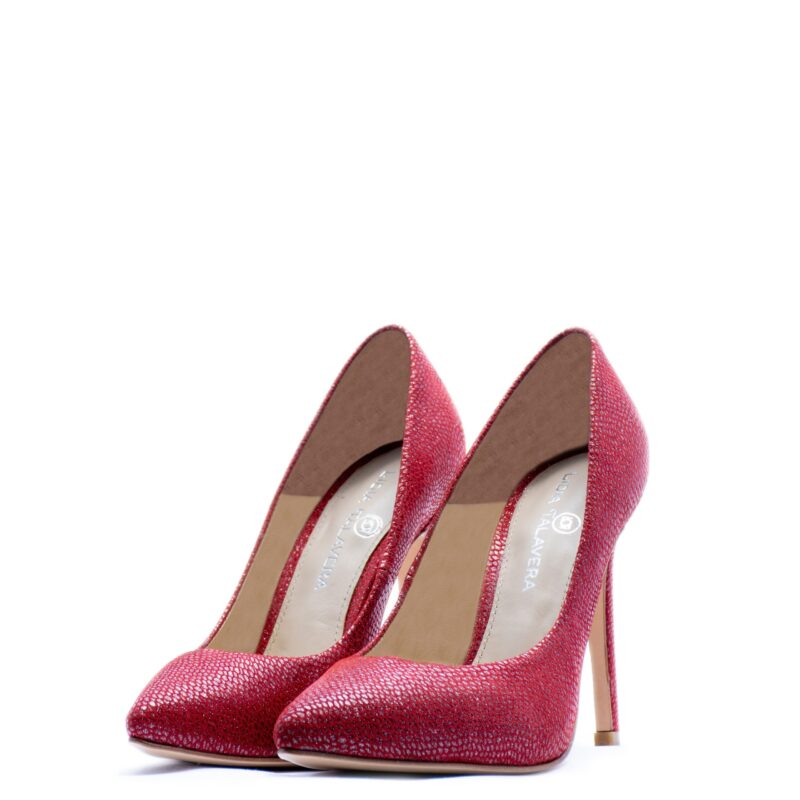 red high heels for men and women