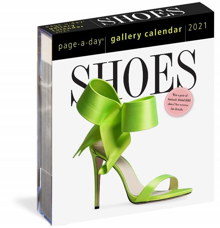 12 Gifts Ideas For Shoe Lovers Calendar