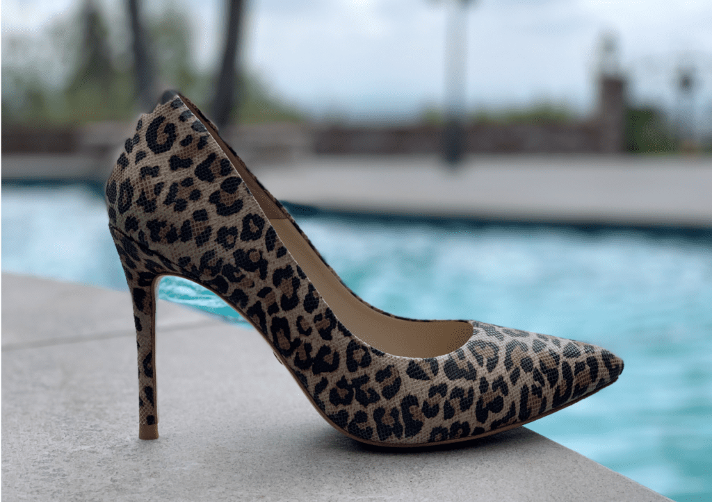 How To Match Animal Print Shoes Lidia
