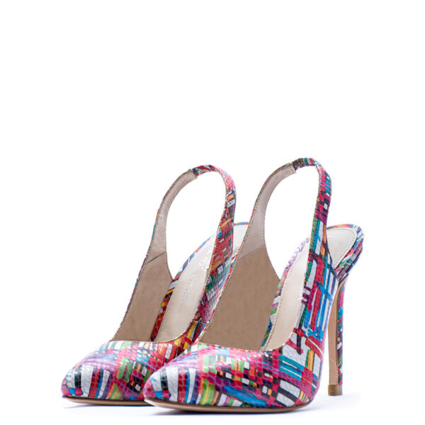 pink blue white yellow green heels for men and women