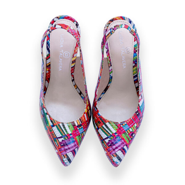 colorful heels for men and women