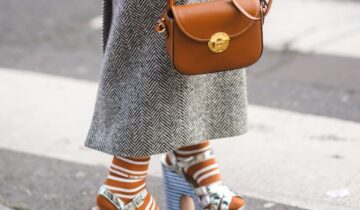 The history behind platform shoes