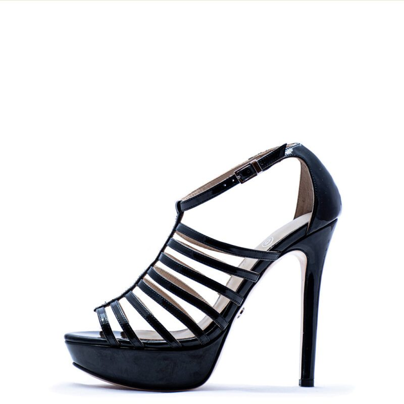 Roman Strappy heels for men and women