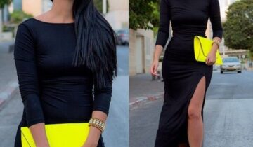 How to match neon shoes
