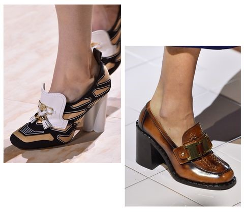 More Shoe Trends For Next Year Loafers