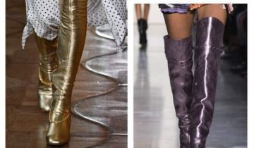 More shoe trends for next year…