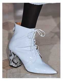 More Shoe Trends For Next Year Pointy