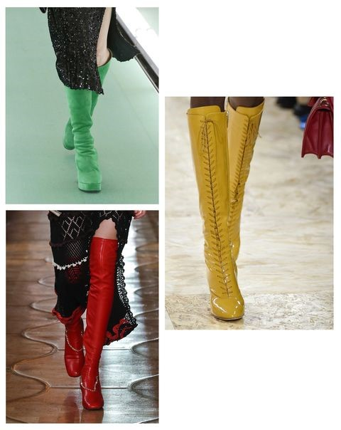 More Shoe Trends For Next Year Pop